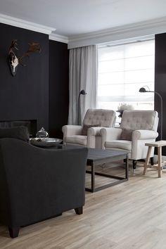 Landelijk wonen home on pinterest 227 pins for Klassiek modern interieur
