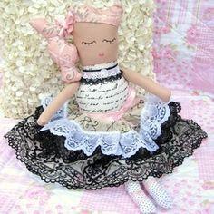 Miss Meichele ~ Sweet Vintage Romance Doll