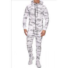 Sale - Joggingpak camouflage wit army look - nu van €59,99 voor €39,99! 🇮🇹️ www.italian-style.nl 🇮🇹️ - Vragen? bel 0527-240817 of mail naar info@italian-style.nl - Snelle levering  - Ruime collectie - Webshop keurmerk - Scherpe prijzen