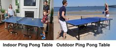 In this article, we Select 12 best ping pong table for outdoor as well as indoor compatibility, to expert suggest and all the necessary considerations Outdoor Table Tennis Table, Outdoor Tables, Best Ping Pong Table, Buyers Guide, Things That Bounce, Indoor, November, Interior, Patio Table