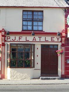 Postcard from Kinvara Irish, Architecture, Galway Ireland, Outdoor Decor, Guinness, House, Jars, Buildings, Photographs