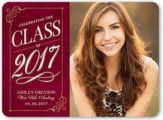 Graduation Announcements: