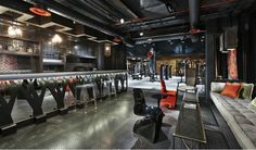 Istanbul Fulya Sports Clubbing, 2013, architecture, interior design, art, decoration