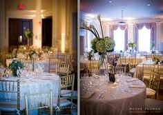 THIS DOES NOT FIGHT WITH THE WALLS AND CARPET Carnegie Institute for Science reception - Flowers and lighting by Elegance & Simplicity, Inc. and photo by Moshe Zusman