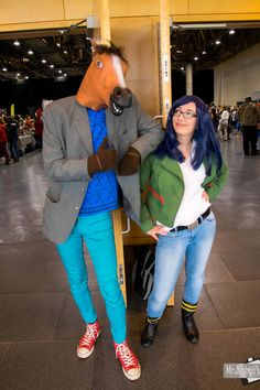 Diane Cosplay From Bojack Horseman Bojack Horseman