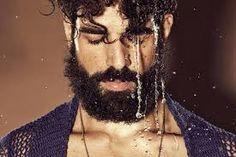bearded male