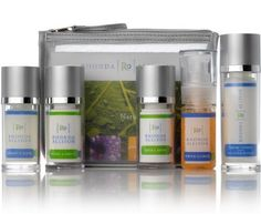 Rhonda Allison Skin Nutrition System Kit by Rhonda Allison. $145.00. Organic A Serum - .5oz.. C-Peptide Complex - .5oz. Pumpkin Cleanser - 1oz.. Daytime Defense SPF30 - 1oz.. Therapy E Serum - .5oz.. With the advantage of plant stem cell technology, vitamins A and C, AHAs, and beta-carotene, Rhonda Allison's Skin Nutrition System provides all the benefits needed to maintain healthy, glowing skin.        Pumpkin Cleanser - 1oz.   Therapy E Serum - .5oz.   Organic A ...
