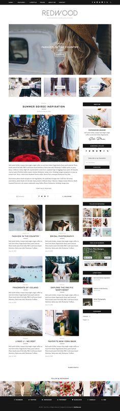 Modern Blog template | Download: http://themeforest.net/item/redwood-a-responsive-wordpress-blog-theme/11811123?ref=sinzo