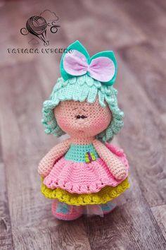 Crochet Amigurumi, Knit Or Crochet, Cute Crochet, Amigurumi Doll, Crochet Baby, Owl Crochet Patterns, Crochet Doll Pattern, Amigurumi Patterns, Doll Patterns