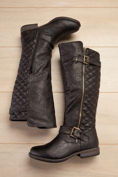 Montage Black Boot | ShopDressUp.com