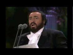 Luciano Pavarotti   Ave Maria (Full HD) With Lyrics - YouTube
