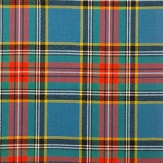 MacBeth Lightweight Tartan by the meter – Tartan Shop
