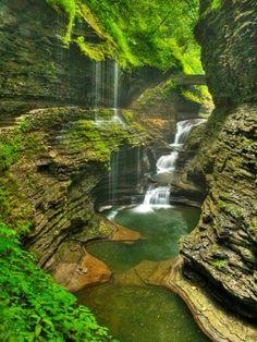 Watkins Glen State Park: New York