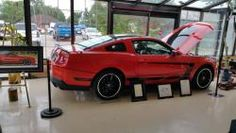 For Sale Pre-Production 2012 Ford Mustang Boss 302