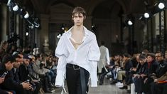 Ann Demeulemeester | Fall Winter 2018/2019 Full Fashion Show | Exclusive - YouTube