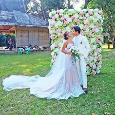 it felt so reaaaal Kathryn Bernardo Outfits, Cant Help Falling In Love, Daniel Padilla, Jadine, Walking Down The Aisle, Baby Room Decor, Celebrity Couples, Mom And Dad, Wedding Bells