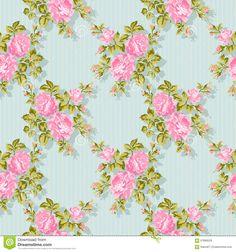 estampado-de-flores-con-las-rosas-rosadas-fondo-floral-del-vector-fácil-corregir-perfeccione-para-las-invitaciones-o-los-avisos-67889529.jpg (1300×1390)