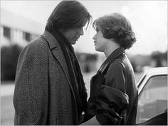 Breakfast club (1985) John Bender (Judd Nelson) and Claire Standish (Molly Ringwald) LOVE