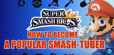 HOW TO Become A Popular SmashTuber #1  https://youtu.be/Vi-cDubnaA0