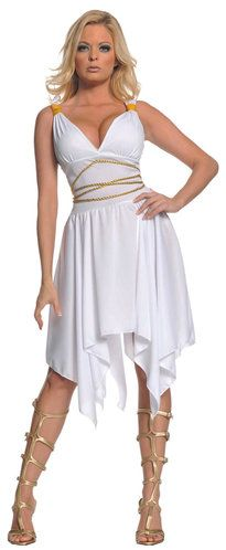 Dazzle in this Sexy Goddess of Lust Greek Costume designed to make you look hot! Eve Costume, Costume Craze, Halloween Costumes, Costume Ideas, Halloween Ideas, Halloween 2014, Halloween Stuff, Diy Costumes, Halloween Party
