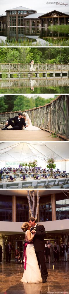 The Wild Center | Adirondack Weddings Magazine