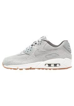 uk availability e0cd8 a9a63 AIR MAX 90 PREMIUM - Sneakers - matte silver sail mid fog   Zalando.se 🛒