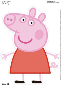Centro de Mesa Peppa Pig Toten Display 2