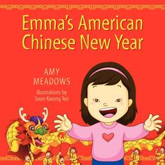 Emma's American Chinese New Year❤️