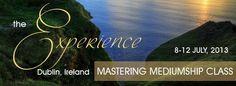 James Van Praagh is returning to IRELAND! Mastering Mediumship 5-Day Class - IRELAND   James Van Praagh Live Events, Event Calendar, Dublin, Ireland, Spirituality, Van, Spiritual, Irish, Vans