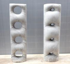 Bildresultat för concret in balloons Concrete Sculpture, Concrete Forms, Concrete Cement, Concrete Furniture, Concrete Crafts, Concrete Projects, Concrete Design, Sculpture Art, Concrete Planters