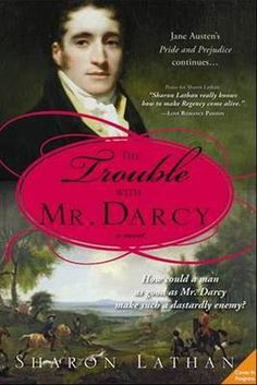 The Trouble with Mr Darcy - £7.99