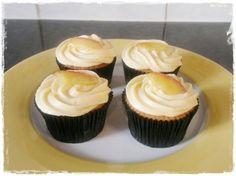 Apple & Cinnamon Cupcakes