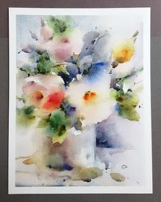 Watercolors by Maria Stezhko (Акварели Марии Стежко): Watercolor Prints For Sale: