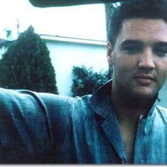 Handsome! Elvis