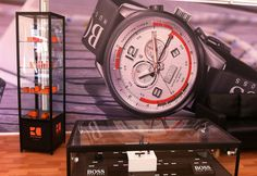 Boss Watches opens pop-up during Cowes regatta