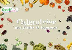 Pour apprendre à manger les fruits et les légumes de saison