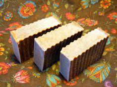 Chocolate Coffee Soap by HandcraftedByErikka on Etsy, $4.50