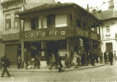 rascruciulmic mare, Craiova's first lottery shop Romania, City, Painting, Vintage, Beautiful, Shop, Projects, Log Projects, Blue Prints