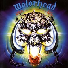 Motorhead, Overkill (4.10): This is how good 1980 was in terms of the heavy metal albums offered that year. 1979 saw about the same number of metal releases, but this one was the only 5 star release produced that year... at least as far as I'm concerned. In contrast, there were 11 five star efforts in 1980. 9/19/16