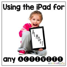 Using the iPad for speech therapy or other educational tasks with Notability  #noprint #TPT