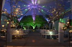 casamento tenda cristal!