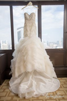 Wedding Dress   Andre LaCour Photography