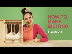 Biltong is a South African classic. It is an air-cured meat marinated in vinegar and spices. And it's one of the main treats that South Africans abroad often miss… Many different types of meat are used ranging from beef through game meats and ostrich. Try this simple easy recipe or watch SuzelleDIY's video below for her step... Read More »