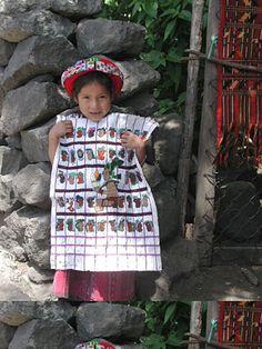 Guatemala huipil love