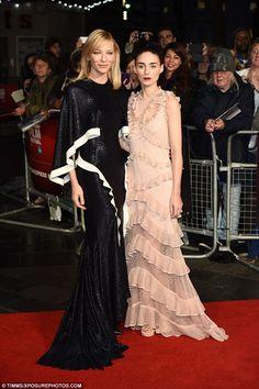 Cate Blanchett & Rooney Mara