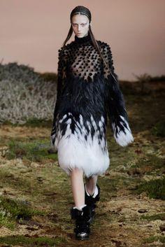 Alexander McQueen | Fall 2014