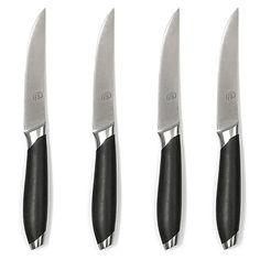 Gela Nitrogen Infused 4-Piece Steak Knife Set