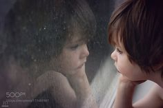 Gloomy Days - Pinned by Mak Khalaf One of my children sad he can't go outside. Please follow me here: Facebook I Google  I Twitter I Instagram Edited with JD Beautiful World Foundations and Fine Art Tints available here. People reflectionwindowchild500pxJessica Drossinhttp://bit.ly/2cYUHxJ by JessicaDrossin