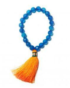 Blue Baba Bracelet  toyastales.blogspot.com