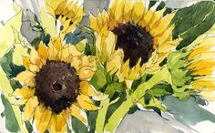 sunflowers.jpg (1000×619)